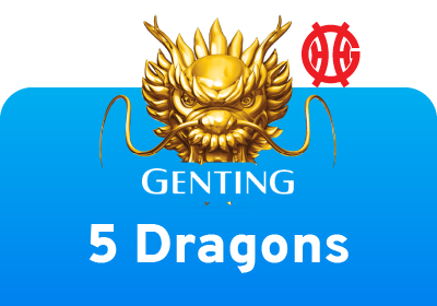 Genting 5 Dragon Slot Game Icon 5 Dragon Game Malaysia | Jackpot Slot | Enjoy11