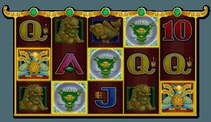 Mobile Genting 5 Dragon Slots 2nd Prize Winning Image