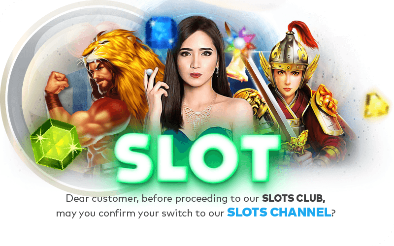 Explore More Than 100 Online Slot Game Malaysia Channel Banner