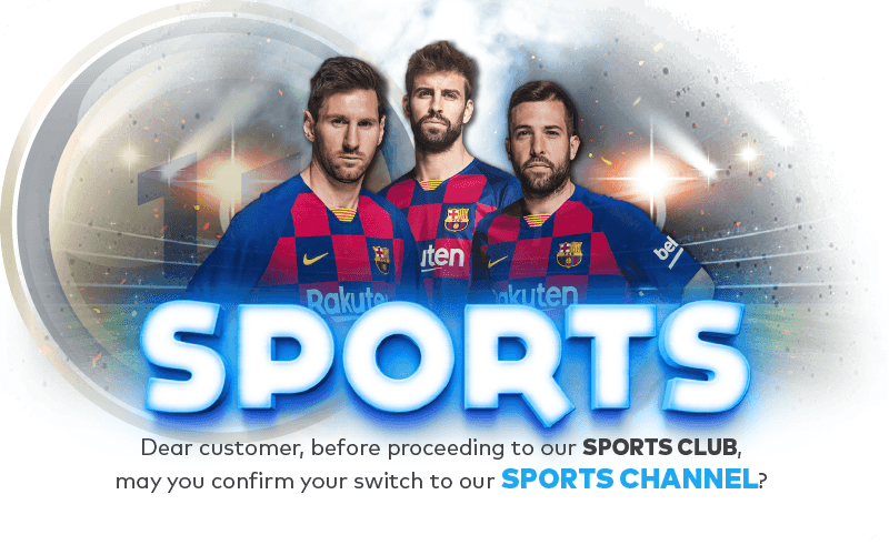 Best Sports Betting Malaysia Channel Banner