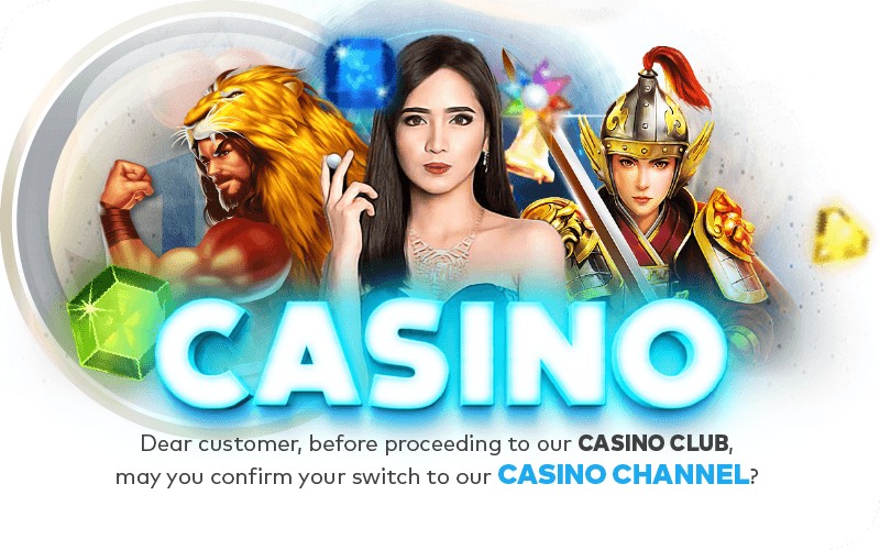 Trusted Online Casino Malaysia Channel Banner